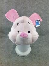 Cute Anime Hat Rave Beanie Furry Plush Cosplay Disney Winnie the Pooh Pi... - €8,42 EUR