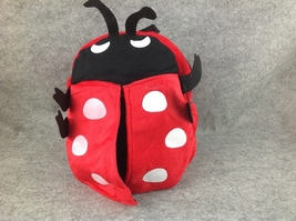 Cute ZOO Animal Soft Plush Beetle Children/Baby Toddler Kid School Backp... - €7,90 EUR