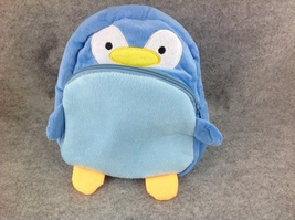 Cute ZOO Animal Soft Plush Penguin Children/Baby Toddler Kid School Back... - €7,90 EUR