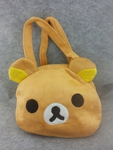 Rilakkuma Bear Cute Kawaii Anime Animal Furry Plush HandBag T2 - €12,30 EUR