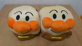 "Anpanman Cosplay Adult Plush Rave Shoes Slippers 11"" - Yellow Bird - €8,15 EUR"