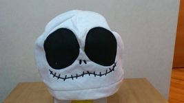 New The Nightmare Before Christmas Jack Cosplay Adult Plush Rave Figure ... - €5,26 EUR