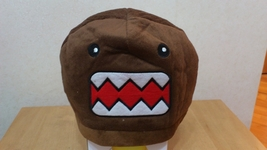New Domo Kun Cosplay Adult Plush Rave Figure Hat Cap Warm Cartoon - €4,43 EUR