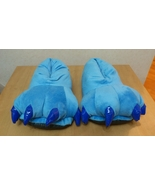 "Lilo and Stitch Stitch Cosplay Adult Soft Plush Rave Shoes Slippers 11"" ... - $8.99"