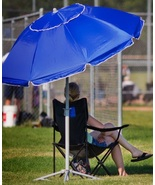 Portable Sun Shade Beach Umbrella Outdoor Sport... - $73.49