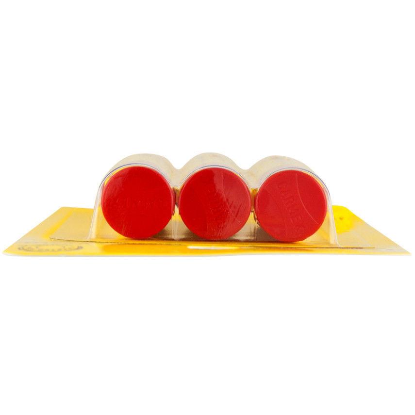 3 Pack Carmex .15 oz. Classic Lip Balm SPF 15 image 4