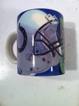 INDIANAPOLIS--- COLTS--COFFEE MUG--NFL----SHIPS FREE--NEW - $14.34