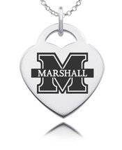 Marshall Sterling Silver Heart Charm - $39.00