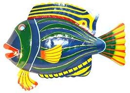 """Huge 29"""" Long Beautiful Unique Nautical Metal Fish Wall Art - $49.49"""