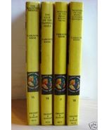 Nancy Drew Mystery Series #15-18 Carolyn Keene collect - $24.00