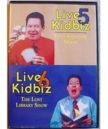 LIVE KIDBIZ 5 & 6 David Ginn clown magic co... - $28.00