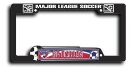 Dallas FC License Plate Frame - $4.74
