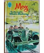 Meg The Secret of the Witch's Stairway tweenage mystery - $15.00