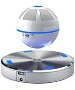 NEW Portable Levitating Floating Hovering Bluetooth Speaker Orb / Magnet... - $4.039,42 MXN