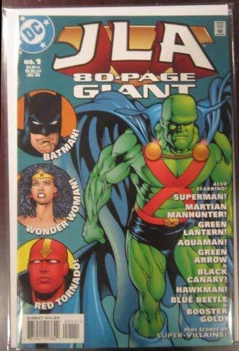 JLA 80-page Giant #1 (Justice League) [Comic] DC Comics