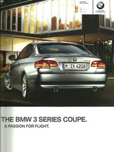 2010 BMW 3-SERIES Coupe brochure catalog US 10 328i 335i xDrive - $8.00