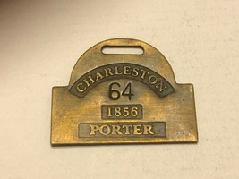 Vintage Watch Fob - Charleston Porter - $17.00