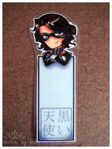 Bookmark - Black Page plus Bonus while supplies last - $2.50