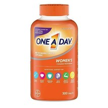 New One A Day Women's Multivitamin, 300 Tablets Free Shipping - $26.99