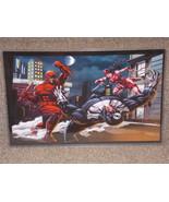 Marvel Daredevil & Electra Glossy Print 11 x 17... - $24.99