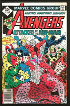 AVENGERS #161 Shooter PEREZ Marcos Fine- or better 1977 1st print & series  - $8.86