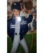 MLB, NY Yankees Barbie, Mattel Special Edition 1999 - $55.00