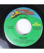 Neil Sedaka 45 RPM Bad Blood / Your Favorite Entertainer [Vinyl] Neil Se... - $7.90