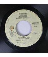 THE DOOBIE BROTHERS 45 RPM Thank You Love / Real Love [Vinyl] THE DOOBIE... - $9.16