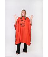 Orange Halloween Cutting Cape Nylon Hair Salon Stylist PERSONALIZED 3wor... - $24.99