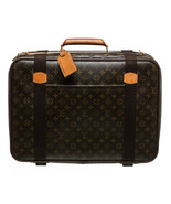 Louis Vuitton Brown Monogram Satellite 53 Soft ... - $1,095.00