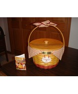 Longaberger 1999 Collectors Club Homestead Basket Combo - $47.99