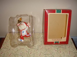 Hallmark 1988 Go For The Gold Ornament - $9.89