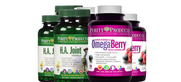 Ultimate Joint Combo - OmegaBerry  and H.A. Joint. by Purity Products