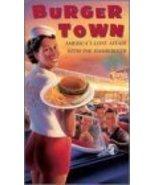 Burger Town [VHS] [VHS Tape] [2005] - $8.90