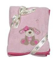 Maison Chic Light Pink Rosie the Dog Plush Baby... - $24.74