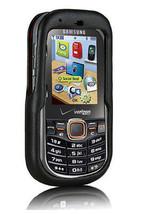 Samsung Intensity 2 II SCH-U460 Cell Phone Leather Holster Verizon Glove Case - $42.05