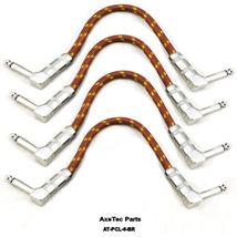 AxeTec Parts Woven Guitar Effect Patch Cables A... - $34.95