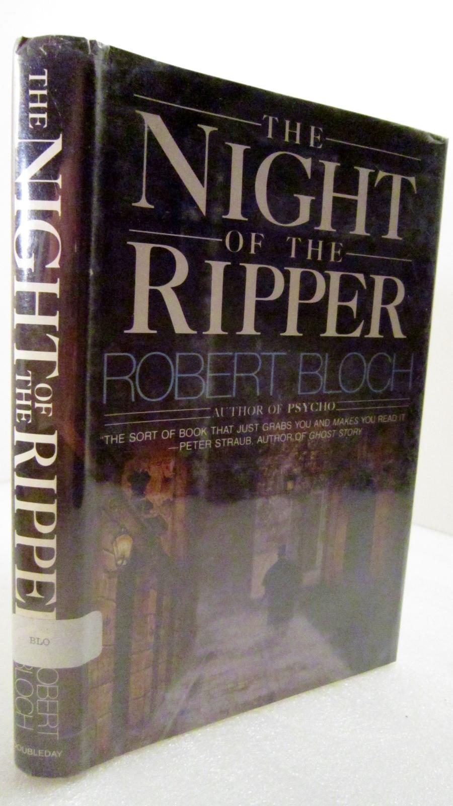 Night of the ripper 1984 robert bloch 01