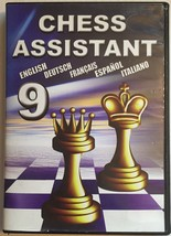 Chess Assistant Vol. 9 [CD-ROM] - $95.00