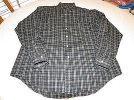 Polo Ralph Lauren Mens Lowell Sport M cotton long sleeve button up Shirt EUC @ - $49.49