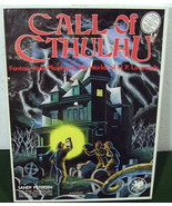 Call of Cthulhu 1981 RPG Game by Chaosium - $79.99