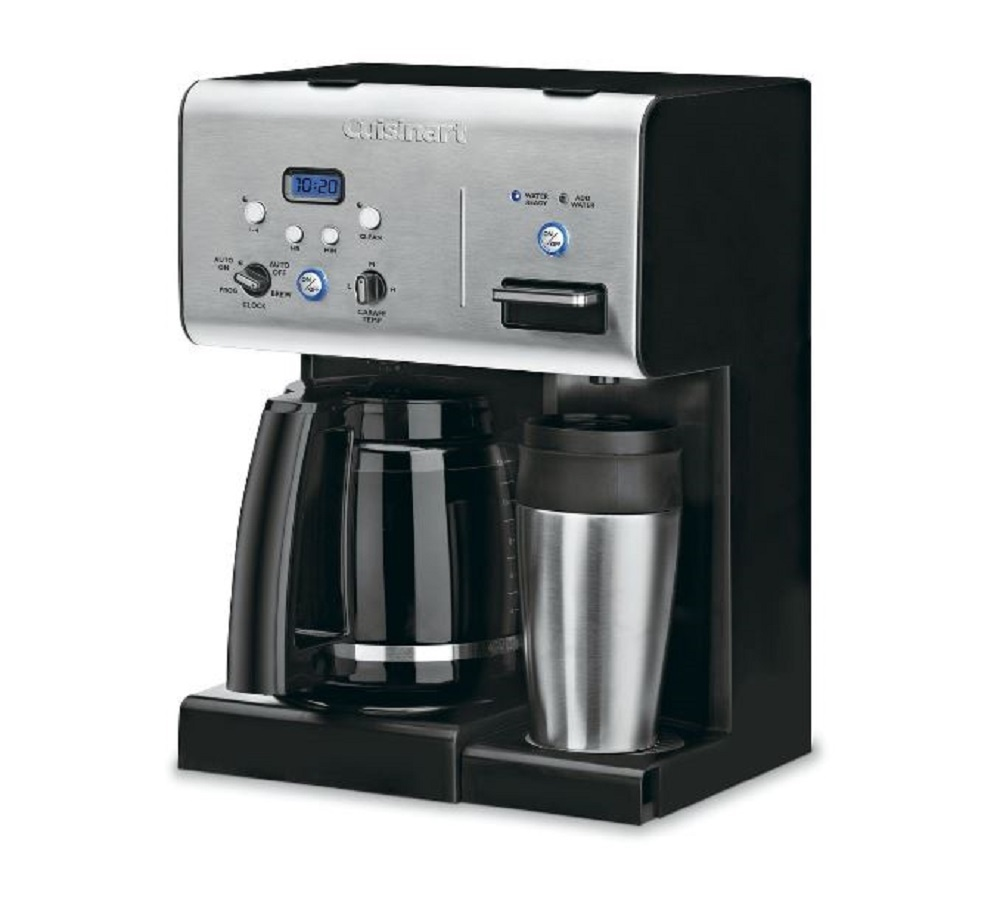 Coffee maker 12 cup travel