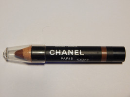 CHANEL **TRIPLE COLOUR CRAYON** NEW!! FULL SIZE!! RARE!! VINTAGE!! - $82.50