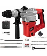 1 Inch SDS-plus 8.5 Amp Heavy Duty Rotary Hammer Drill,3 Functions Rever... - $233.99