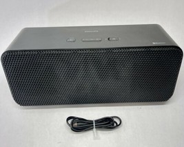 Philips Bluetooth Portable Speaker System SBT300BLK/37 - Tested/Working - $24.73