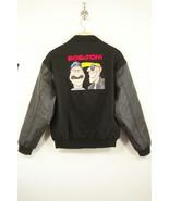 Bob and Tom Radio Show of Indianapolis Indiana Leather Jacket Men's Medi... - $270.75