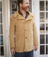 Mens Vintage Campus California Western Corduroy Cowboy Sport Jacket Coat... - $65.55