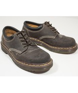 Brown Dr Doc Martens Leather Oxford Casual Shoes 8053 U.S M 8 W 9 UK 7 E... - $51.30