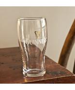 Guinness Beer Pilsner Harp Logo Barware Glass (t14) - $8.55