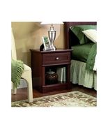 Nightstand Bedside End Table Bedroom Furniture ... - $88.49
